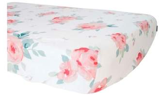Bebe Au Lait Oh So Soft Muslin Crib Sheet