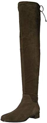 Aquatalia Women's LISABETTA Suede Knee High Boot