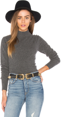 G-Star Mock Neck Sweater $130 thestylecure.com