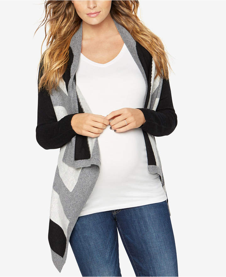 A Pea In The PodA Pea In The Pod Maternity Open-Front Cardigan