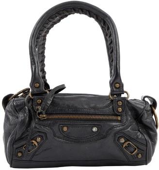 Balenciaga City leather mini bag