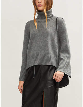 Co Suki wool and cashmere-blend jumper