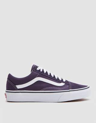 e97b3e3f040 Vans Old Skool in Nightshade