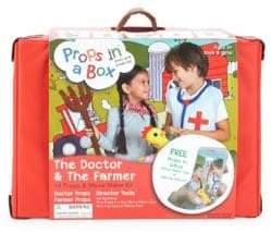 Props in a Box The Doctor and The Farmer Movie Maker Kit