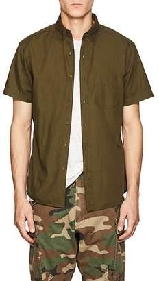 Barneys New York Men's Cotton Button-Down Shirt