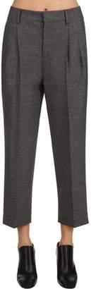 Lardini Wool Flannel Pants
