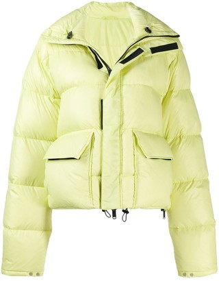 Unravel Project regular puffer jacket