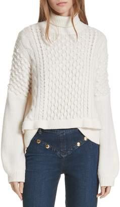 f94c10c3db0f Popcorn Stitch Sweater - ShopStyle
