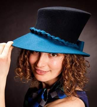 Kate Davison - Milliner Felt Hat