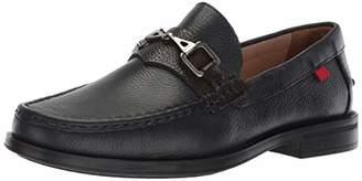 Marc Joseph New York Mens Genuine Leather Astoria Buckle Loafer