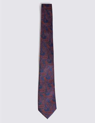 Marks and Spencer Paisley Tie