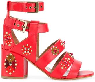 Laurence Dacade studded strap sandals