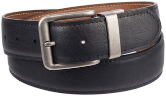 DAY Birger et Mikkelsen Men's Urban Pipeline Reversible Constrast-Stitching Belt