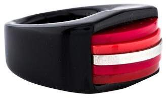 Chanel Resin Ring