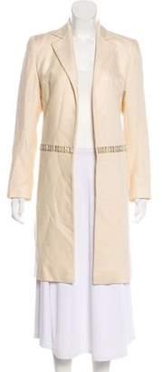 Valentino Structured Long Sleeve Blazer