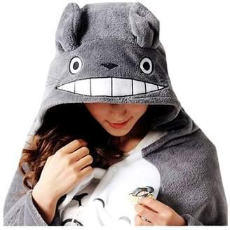 Ghibli Cosplay Costumes Umart Anime Cosplay Totoro Costume Cloak Shawl Cape