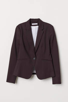 H&M Fitted Blazer - Red