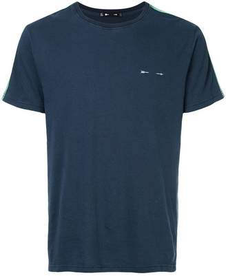 The Upside stripe detail T-shirt