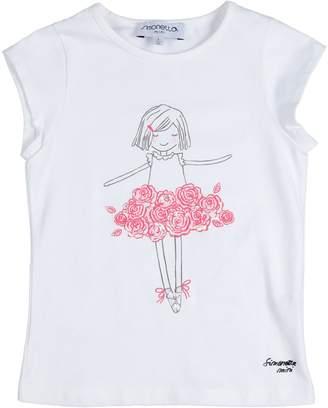 Simonetta Mini T-shirts - Item 12282580SV
