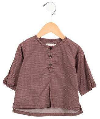 Anais & I Boys' Printed Long Sleeve Shirt