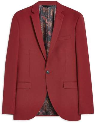 e9c76b0253 Topman Jude Single-Breasted Suit Jacket