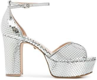 Schutz platform sandals