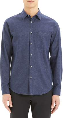 Theory Irving Maxson Slim Fit Button-Up Shirt