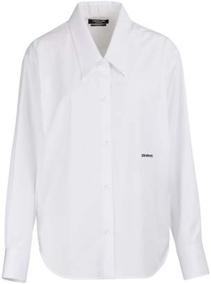 Calvin Klein Cotton poplin shirt