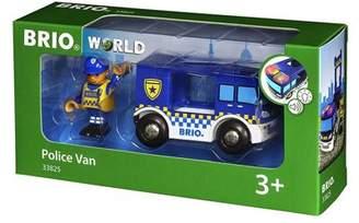 Brio Lights & Sounds Police Van