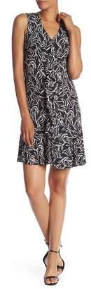 Taylor V-Neck Ruffle Dress