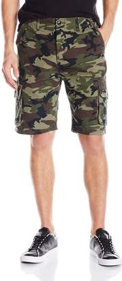 Quiksilver Men's Everyday Deluxe Cargo Short, Everyday Deluxe Cargo Camouflage