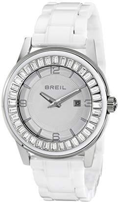Breil Milano Women's TW1155 Orchestra Analog Display Japanese Quartz White Watch