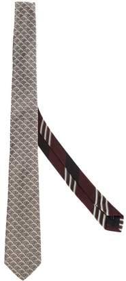 Dries Van Noten Patterned Tie