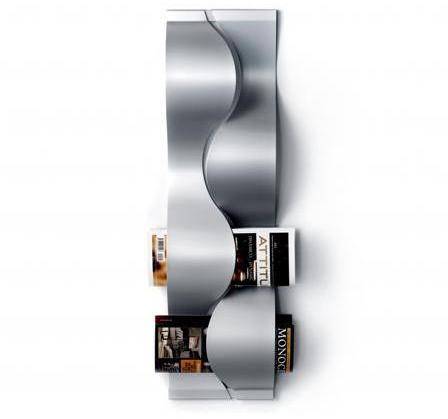 Rosendahl - wallpaper magazine rack by rosendahl