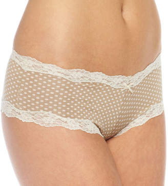 Maidenform Sexy Must Have Lace Knit Cheeky Panty 40837