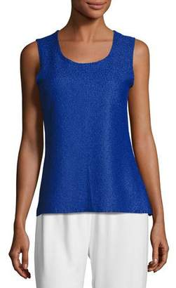 Berek Sweet Thing Crinkle Tank, Cobalt, Plus Size