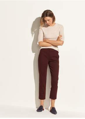 Vince Coin Pocket Cotton Chino