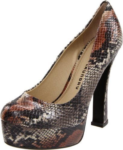 Chinese Laundry Women's Move Over Platform Pump