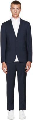 Tiger of Sweden Blue Plaid Harrie Suit $950 thestylecure.com