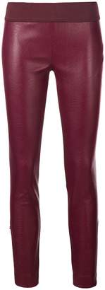 Stella McCartney faux leather leggings