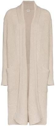 Le Kasha bermuda cashmere cardigan