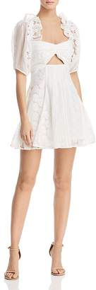 Alice McCall Sunday Rose Eyelet Dress