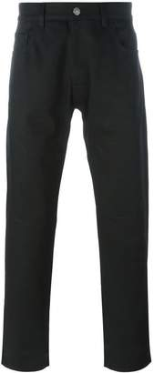 Raf Simons tapered jeans