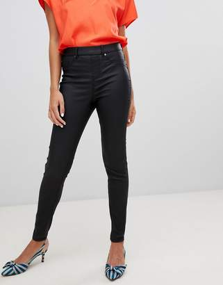 New Look Emilee Coated Jegging