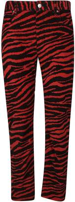Etoile Isabel Marant Zebra Print Trousers