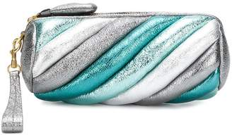 Anya Hindmarch tube clutch