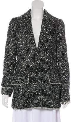 Dolce & Gabbana Wool Short Coat w/ Tags