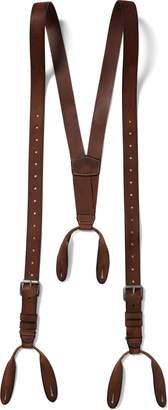 Ralph Lauren Leather Braces