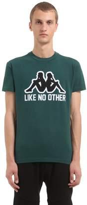 Kappa Kontroll Big Omini Cotton Jersey T-Shirt