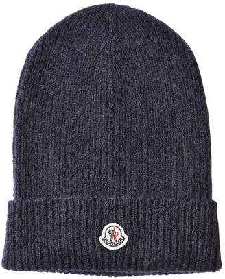Moncler Beanie with Wool and Alpaca